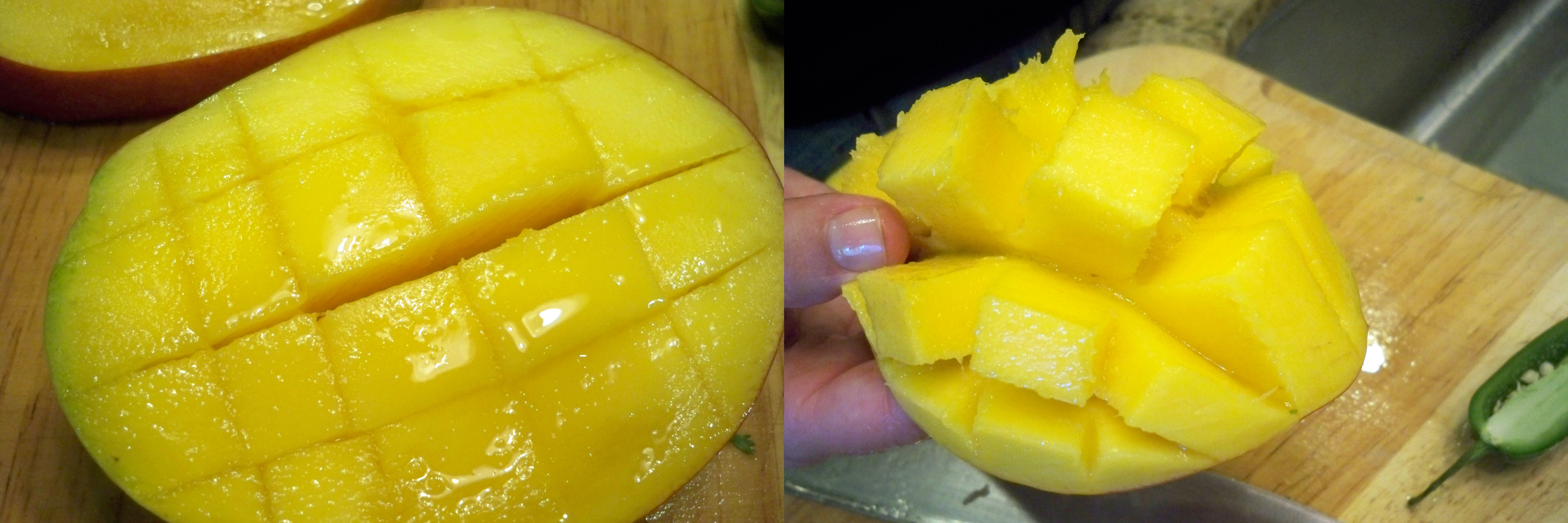If You Don't Like Mango Or Can't Find Any Ripe Ones You