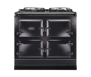 Aga Total Control 3 Oven Cooker Pewter
