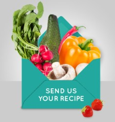Send us your recipe
