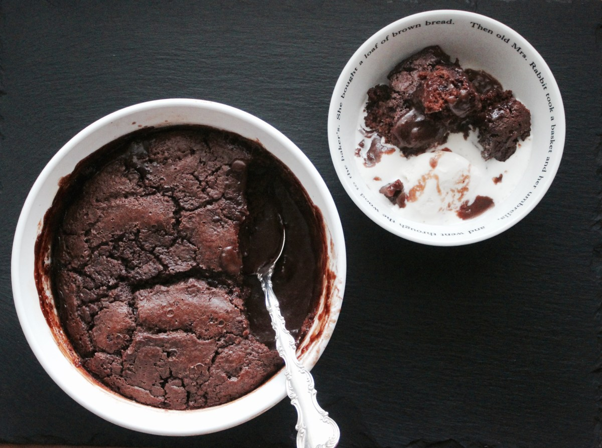Chocolate Nutella Pudding