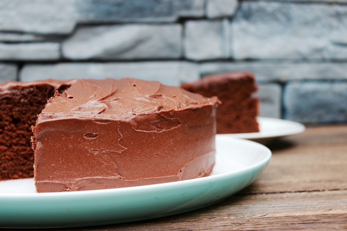 Bung-In Chocolate Cake (To Love and Feed Them)