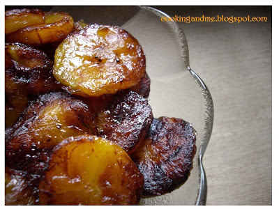 Ghee-Roasted Bananas | Roasted Bananas | Quick Snack Recipes