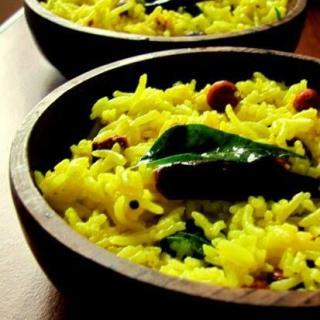 Lemon Rice Recipe – South Indian Lemon Rice Recipe