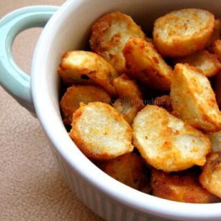 Seppankizhangu Varuval   Cheppankizhangu (Arbi) Fry Recipe