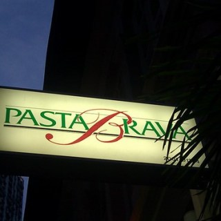 Pasta Brava Restaurant Review Singapore