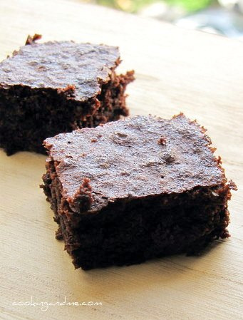 Basic chocolate brownies recipe