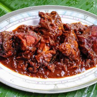 Kerala Chicken Roast Recipe | Spicy Indian Chicken Roast Recipe