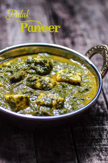 palak paneer recipe, how to make palak paneer