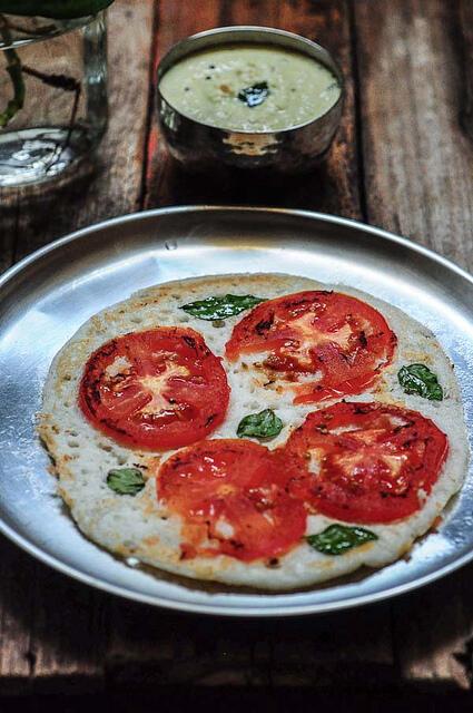 Tomato Uthappam Recipe-How to Make Uttapam
