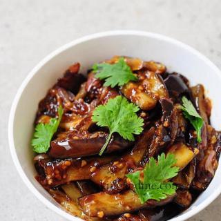 Szechuan Eggplant Recipe – Sichuan Eggplant Recipe – Step by Step