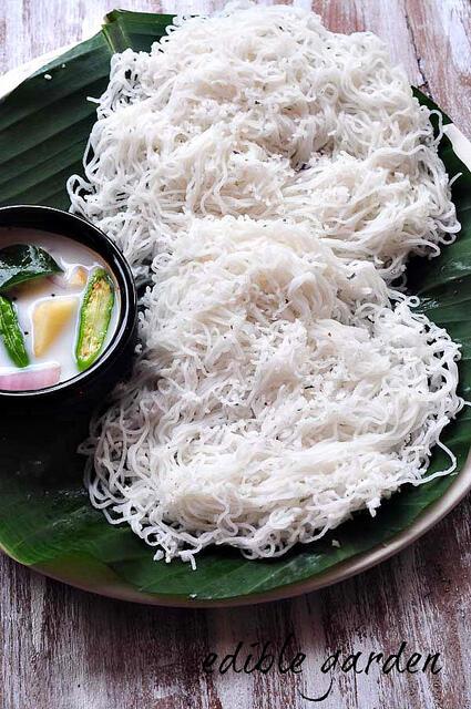 idiyappam-kerala idiyappam recipe