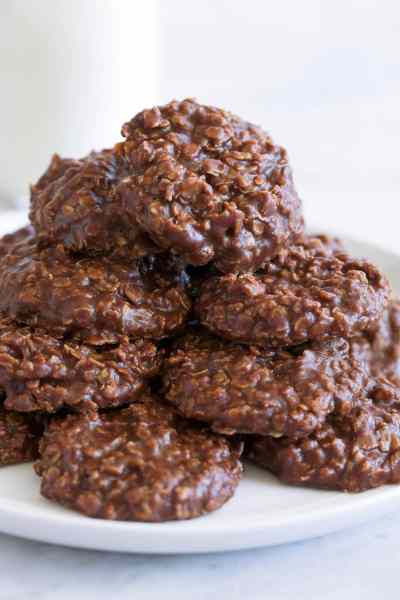No Bake Cookies {Perfect Every Time!} - Cooking Classy