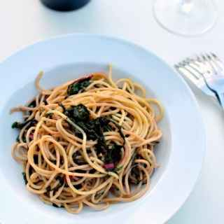 Spaghetti-with-Red-Chard-and-Pearl-Onions-Vegan-Can-be-Made-Gluten-Free-www.cookingcurries.c.jpg