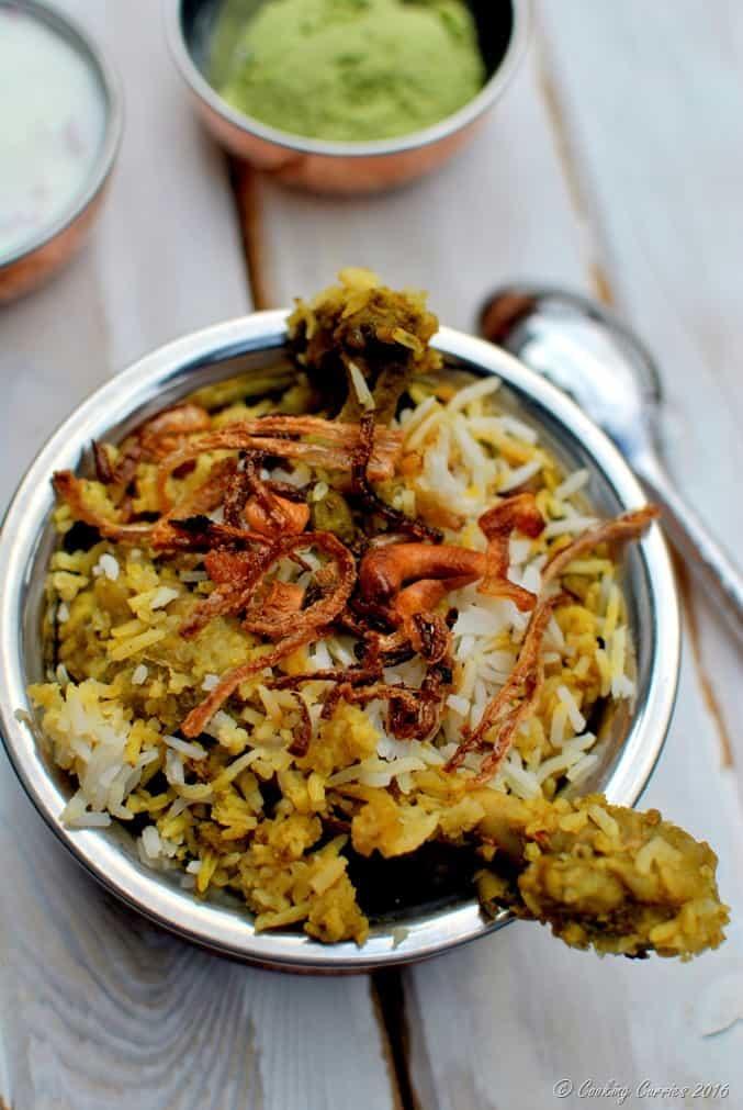 Kerala Style Chicken Biryani (3)