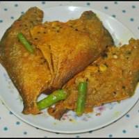 Pomfret Fish Dry Gravy   Pomfret Macher Jhal - CookingEnuff
