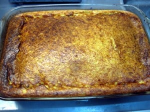 Crustless Zucchini Quiche