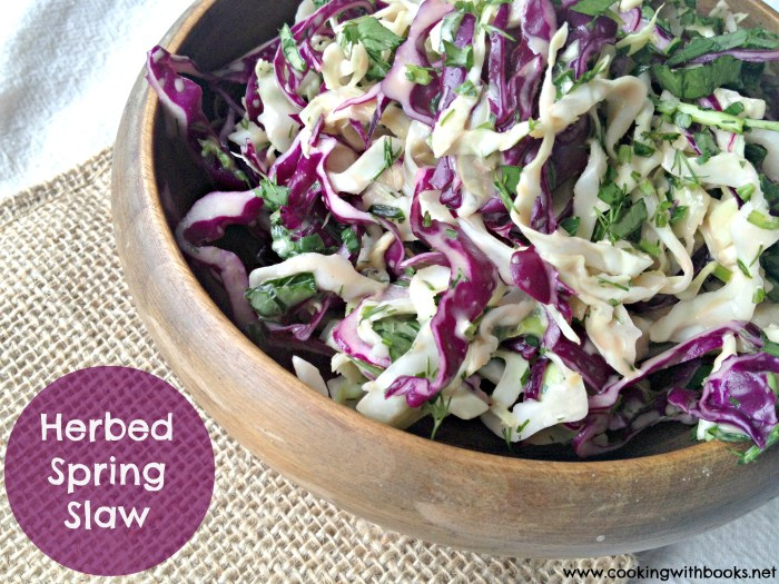 Herbed Cabbage Slaw