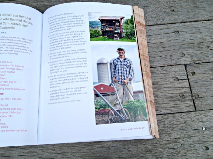 The Vermont Farm Table Cookbook 1