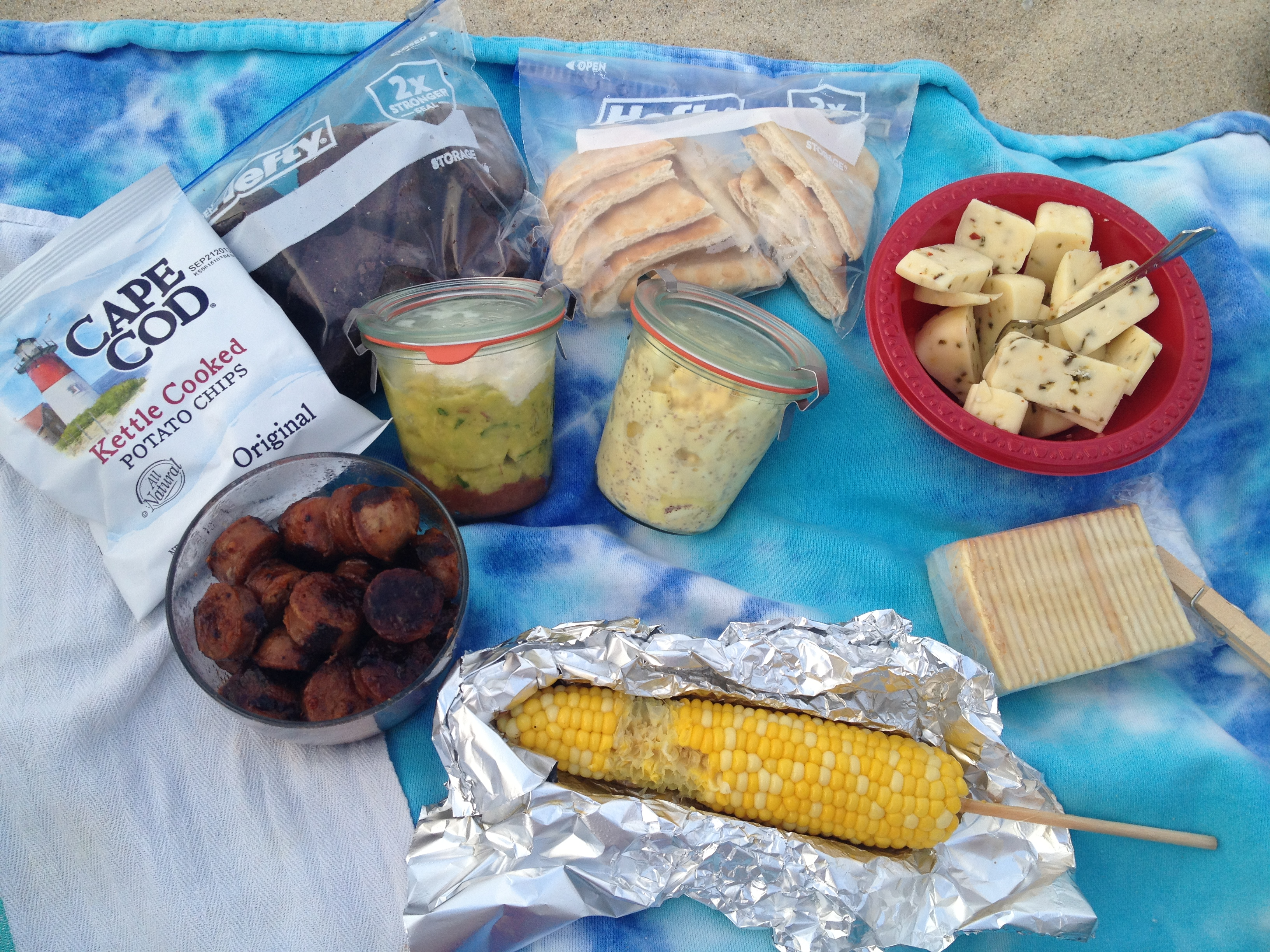 What We Ate: Summer 2013, Martha\'s Vineyard - Cooking with Books