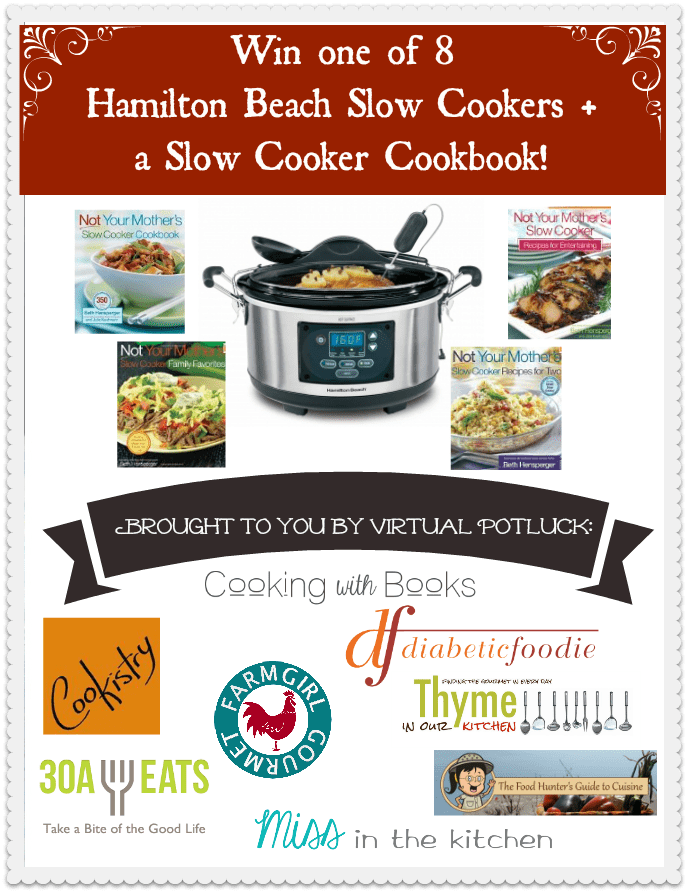 vp slow cooker graphic