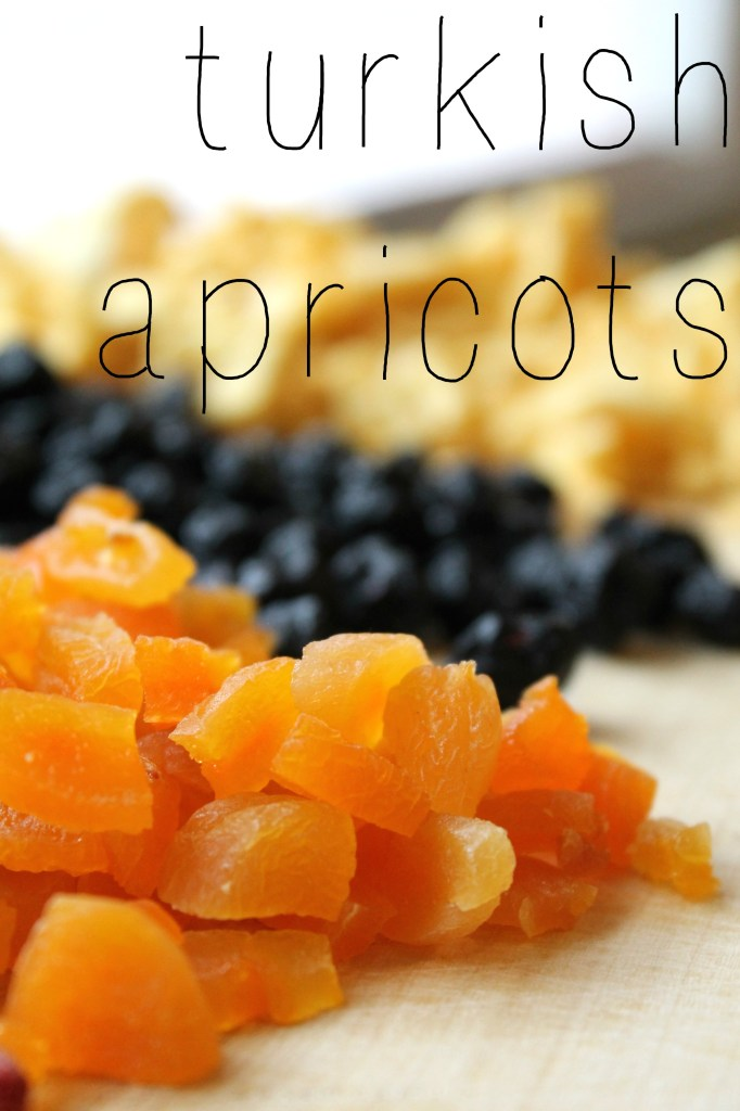DIY Instant Oatmeal Packets Apricots