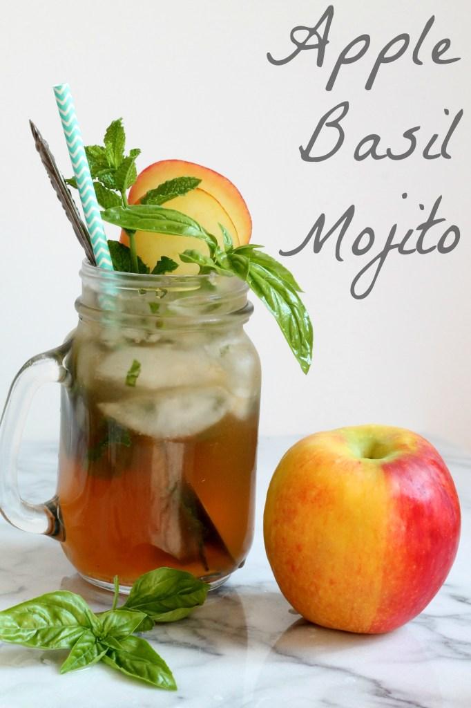 Apple Basil Mojito 01