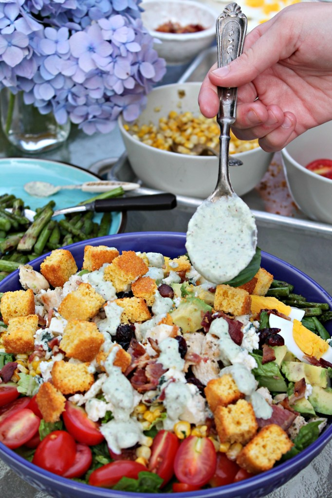 Summer Cobb Salad 005
