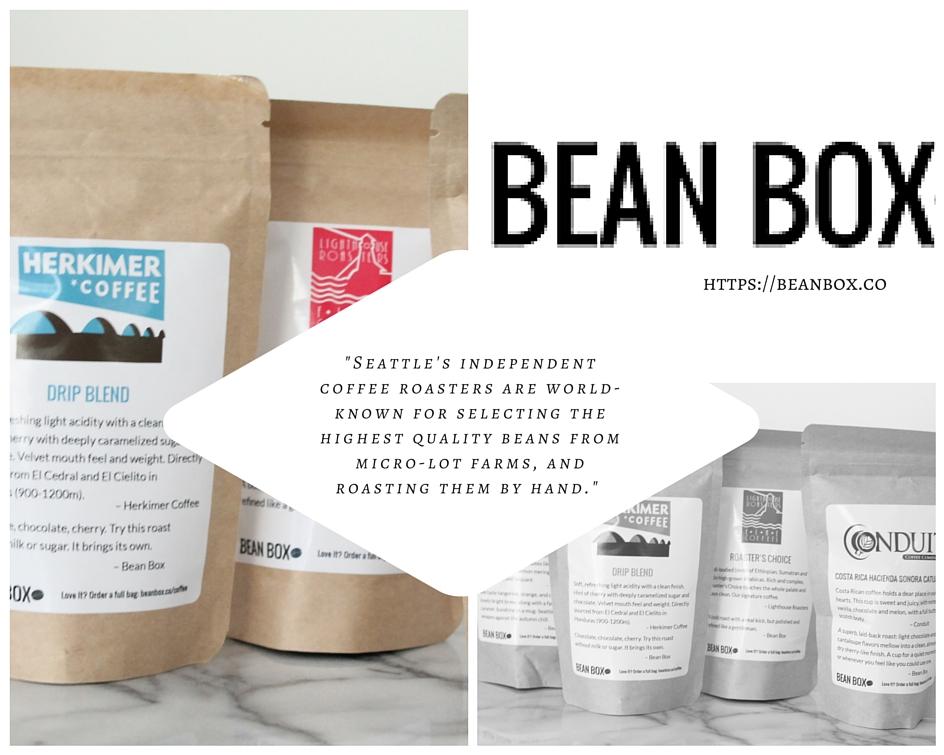 Bean Box Subscription Box