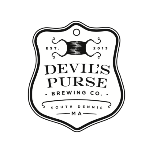 Logo for Cape Cod brewery: Devil's Purse Brewing Co.