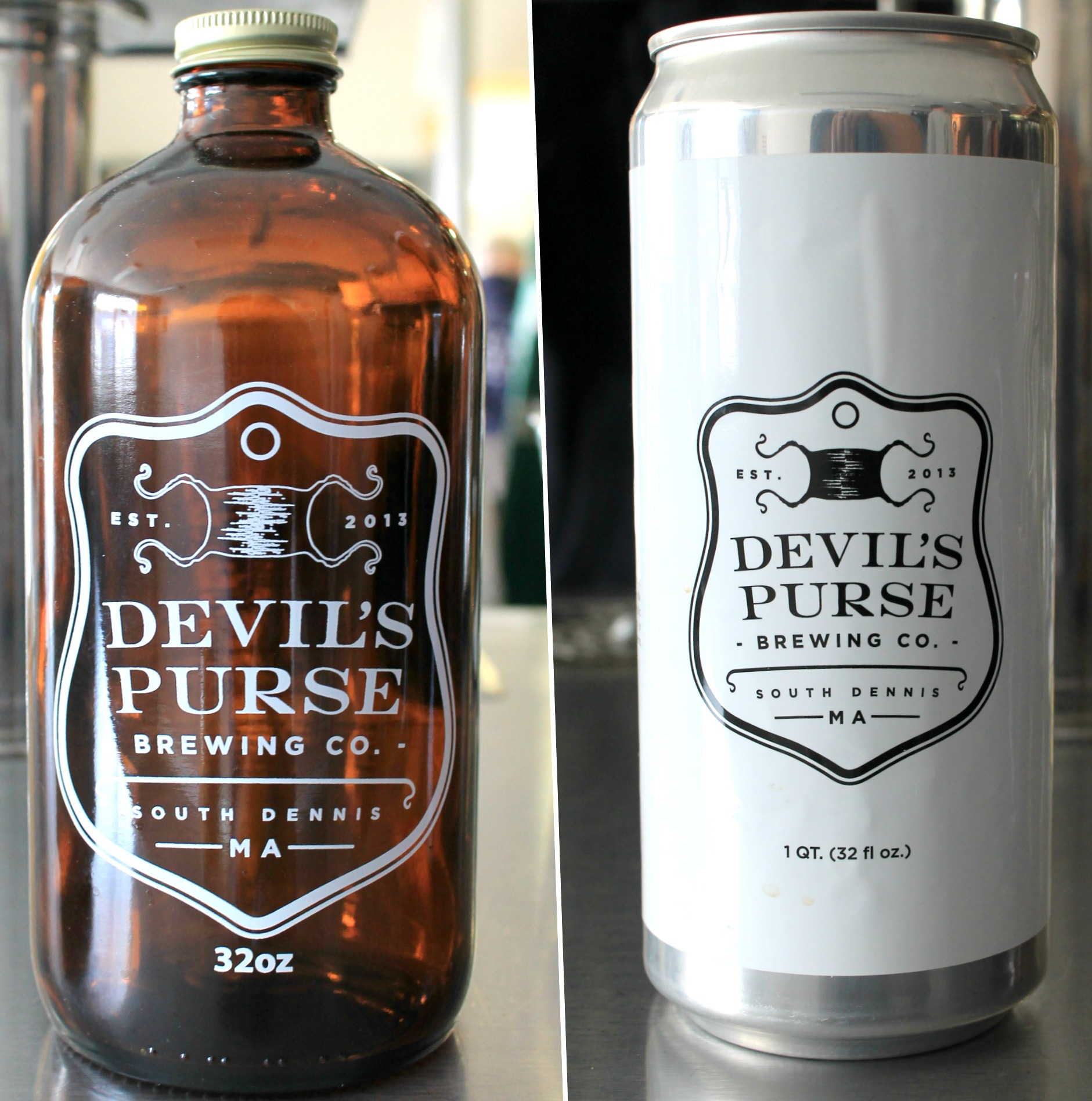 Cape Cod Brewery Review: Devil's Purse