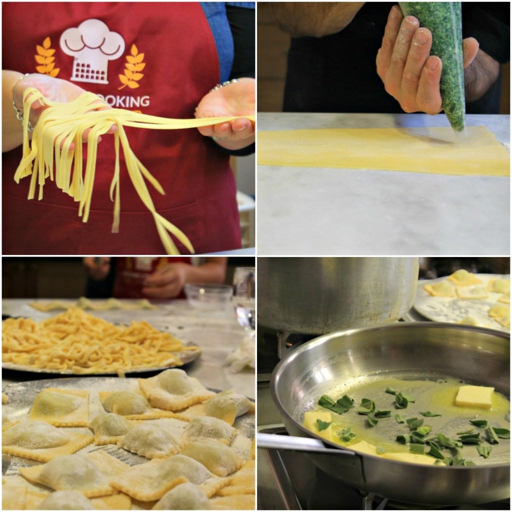Walks Inside Rome_ Pasta Making and Tiramisu Class 22