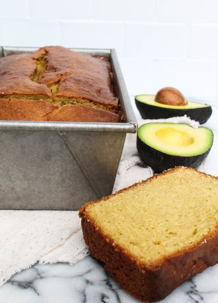 Avocado Bread Recipe