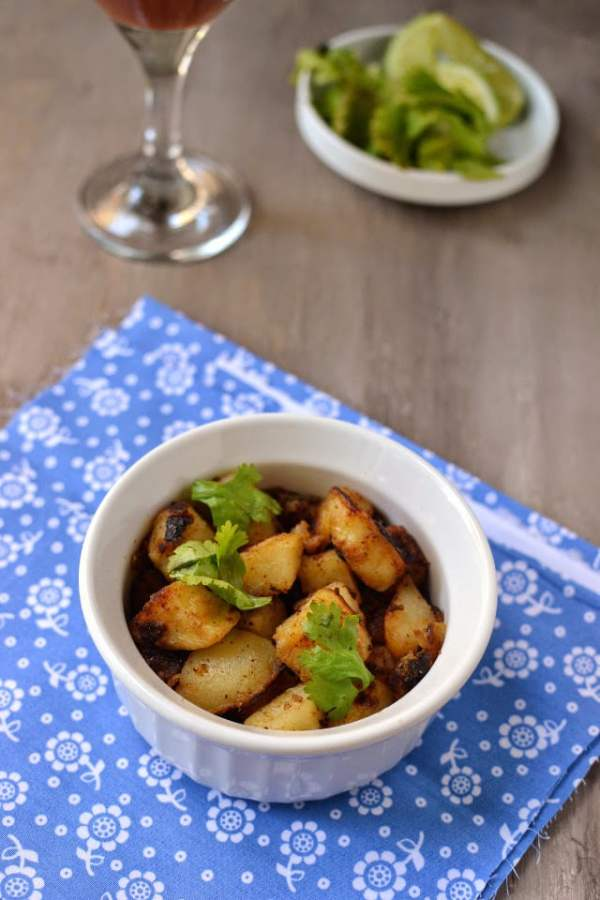 Spicy Mexican Home Fries