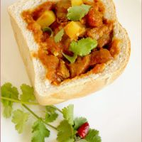 Bunny chow - South Africa's own street food
