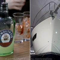 Project 31 cocktails with Plymouth gin & Princess yachts
