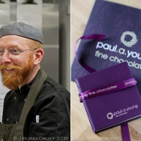 A chocolate masterclass with Paul A Young & Great British Chefs