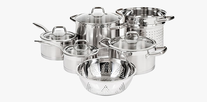 Duxtop Professional Stainless Steel Cookware Set, 10-Piece Review