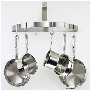 Best Wall Mount Pot Rack In 2018 Guide Amp Reviews