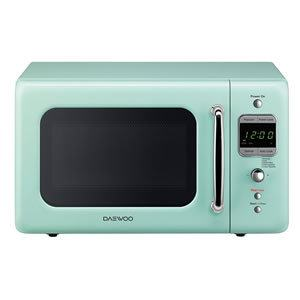 Daewoo Retro Microwave Oven Review