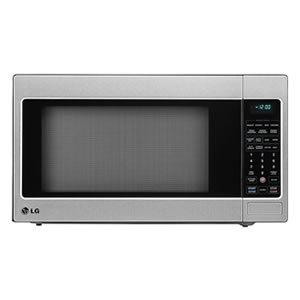 LG LCRT2010ST Counter Top Microwave Oven