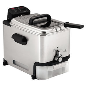 T-fal FR8000 Oil Filtration Easy to clean Deep Fryer Review
