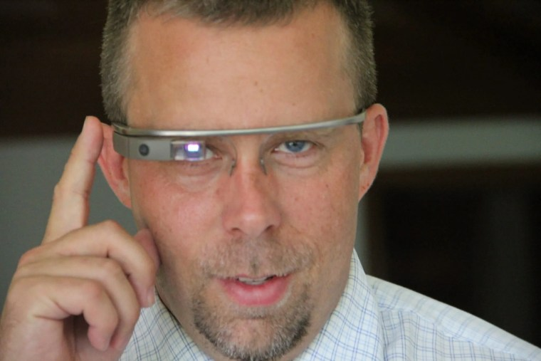 Don Wettrick talks about Google Glass in the classroom.