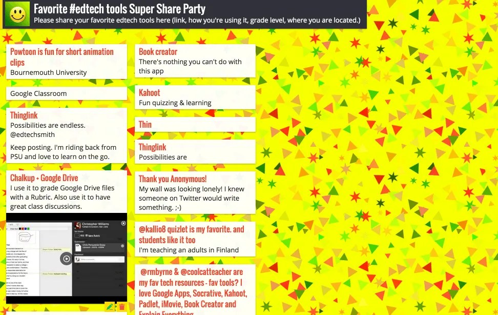 How to Use Padlet: A Fantastic Tool for Teaching