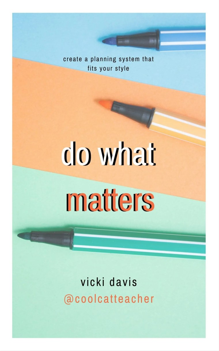 do-what-matters
