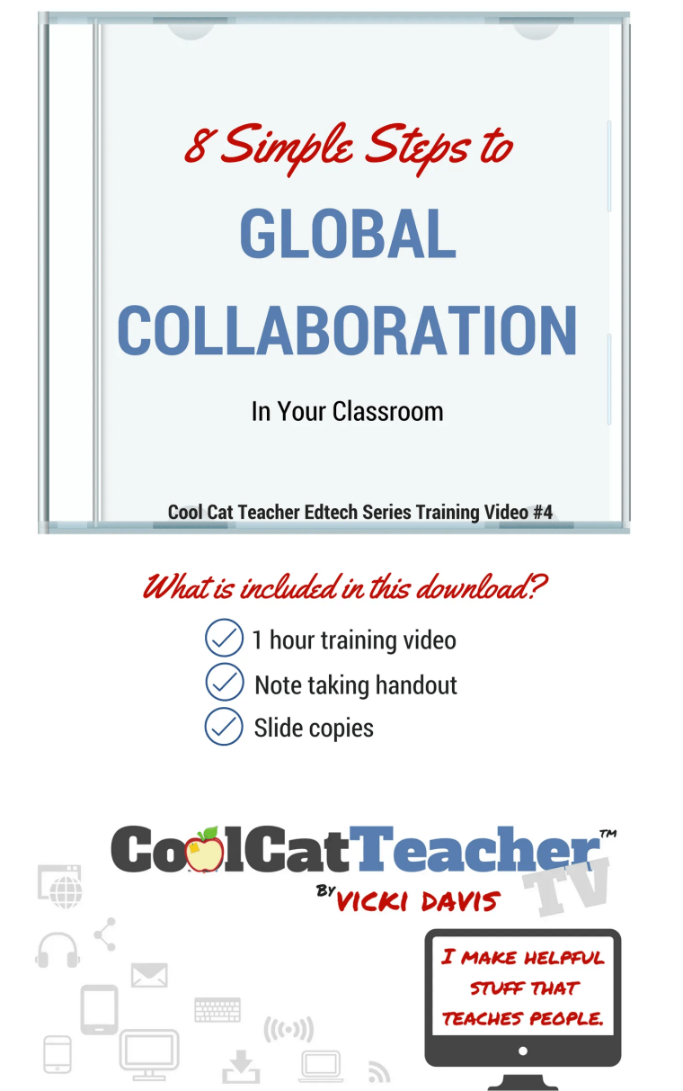 8 Steps Global Collaboration