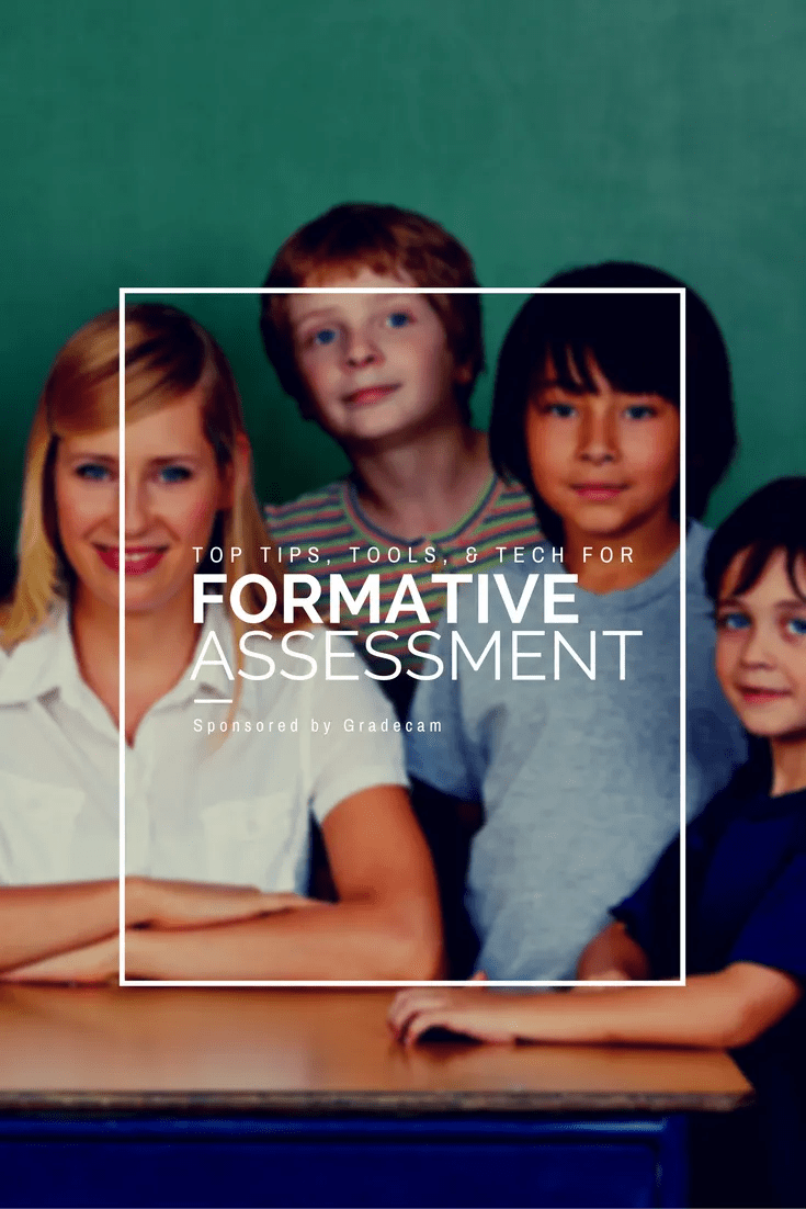 formative assessment tips techniques and tools