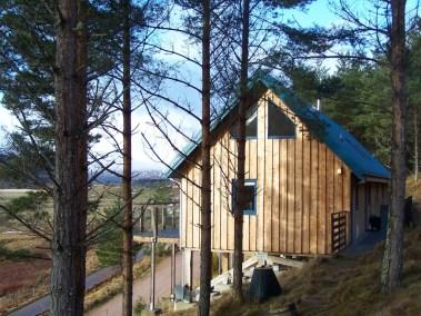 Laggan Drey 'House on Stilts'