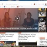 Superbook-Anwendung-Internet