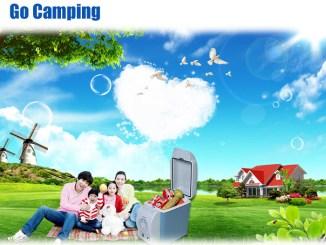 Camping Kühler