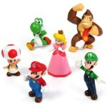 SuperMarioBros-Actionfiguren-Set